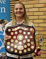 Jacqueline was the recipient of many awards including the Helen Walsh Memorial Award