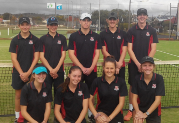 Our Open Boys and Girls Tennis team once again competed in the CHS Open Tennis finals  in Nelson Bay. Our girls received the Brozed medal wihle the boys placed 4th