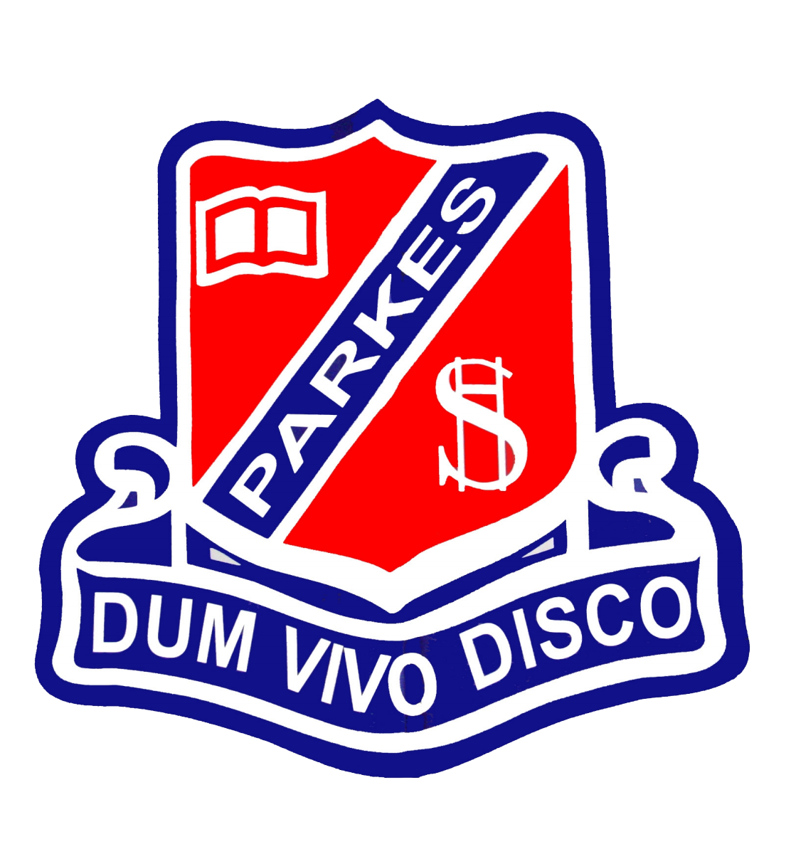 Parkes High School logo
